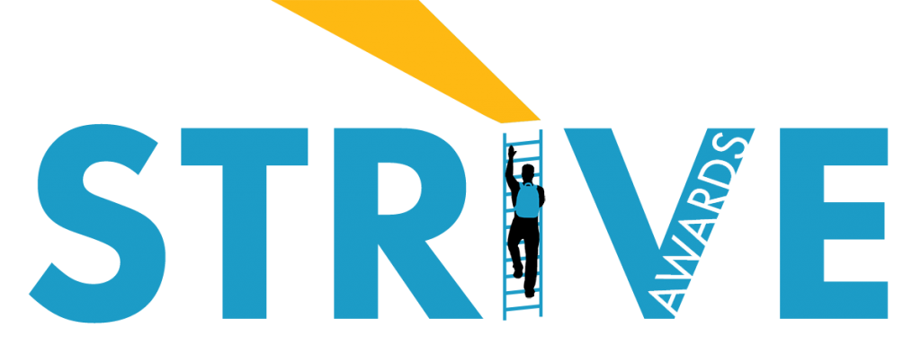 STRIVE Awards logo