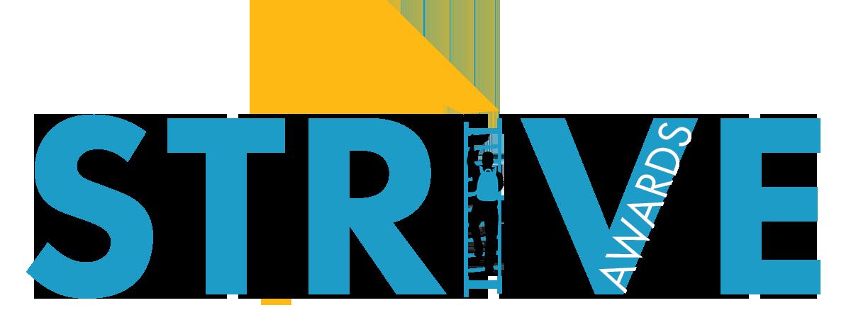 STRIVE Awards logo