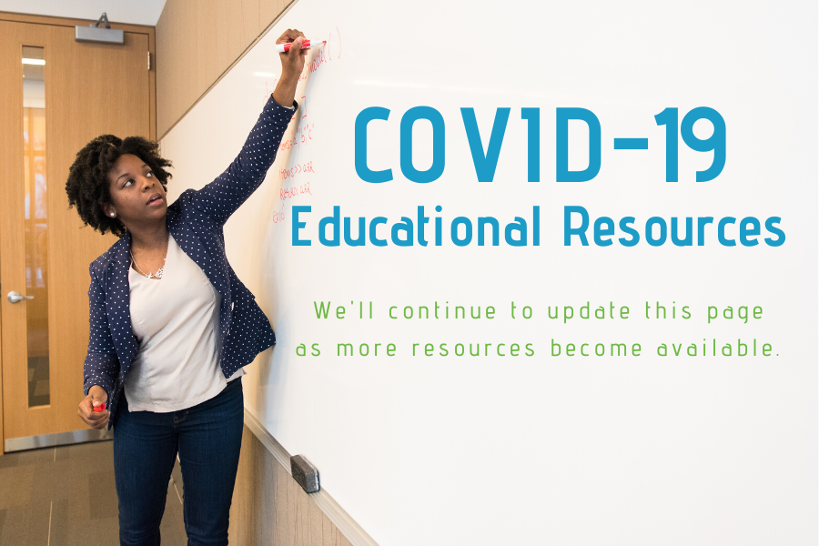 COVID-19 Educational Resources
