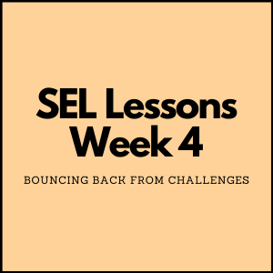 SEL Lessons - Bouncing Back
