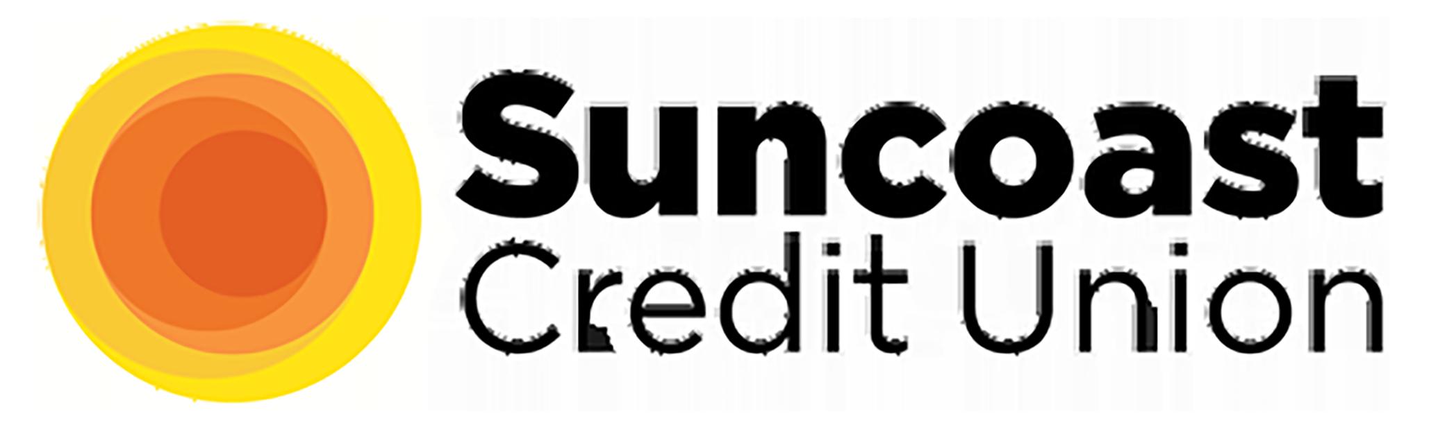 Suncoast Credit Union no background