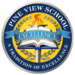 Pine View School Logo