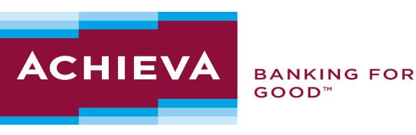 Achieva Foundation Logo