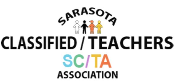 Sarasota Classified Teachers Association logo