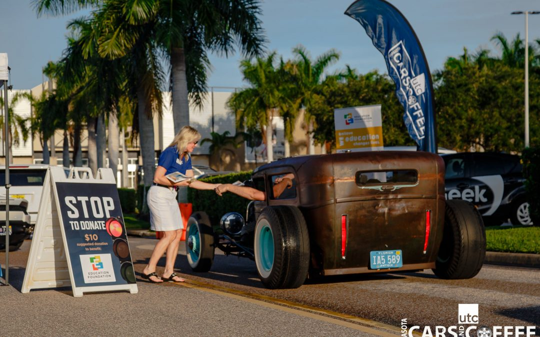 Cars and Coffee—and Education