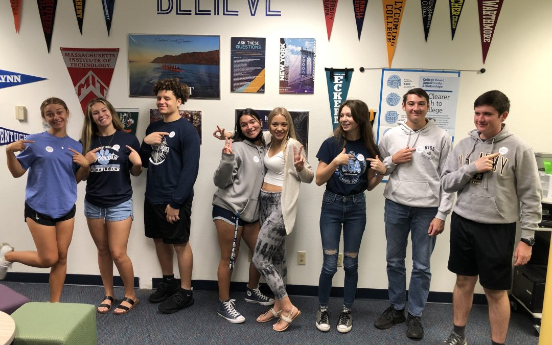 Building Brighter Futures at North Port High School
